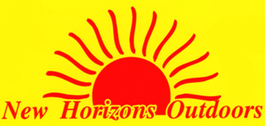 New Horizons Outdoors logo